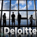 Deloitte工作
