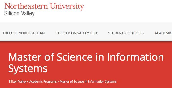 【 信息系统硕士 】东北大学又出新招,想去学区块链吗?