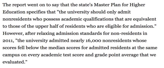 UC系录取率创新低,殊不知拒信已经为你指出明路?