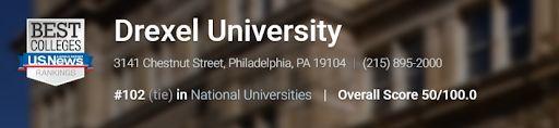"""除了宾大和天普大学,""""费城三大名校""""另一个是……"""