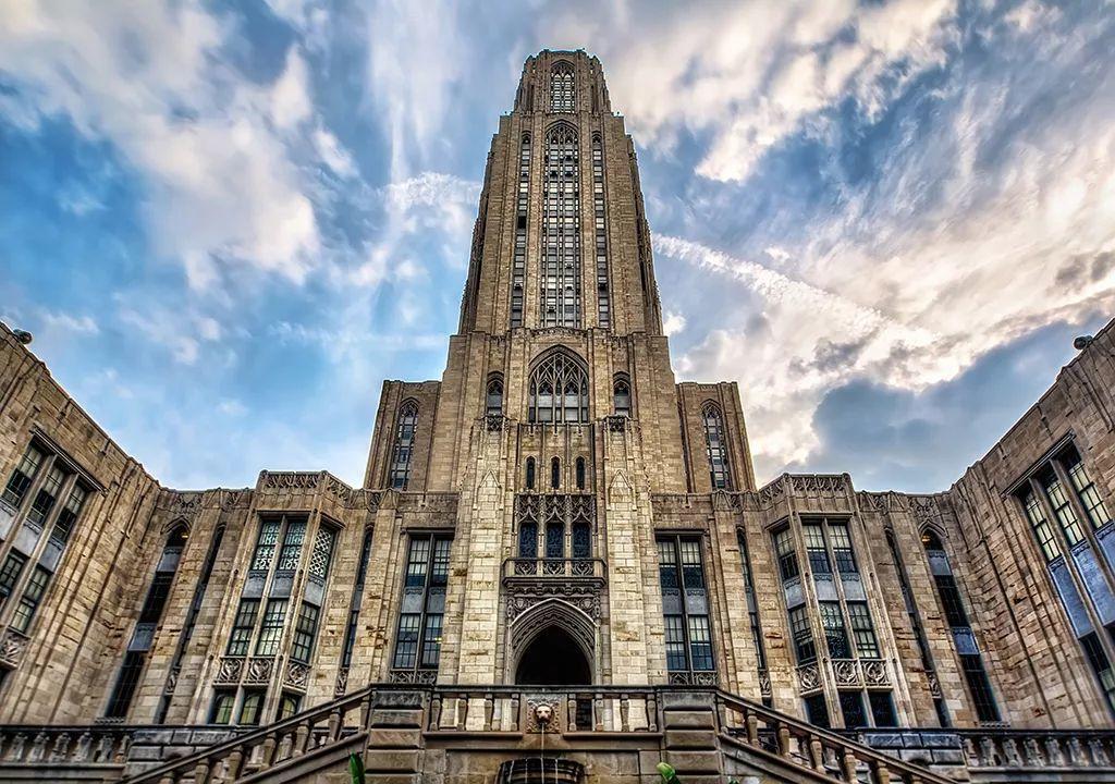 美国历史上第十悠久的大学居然在……