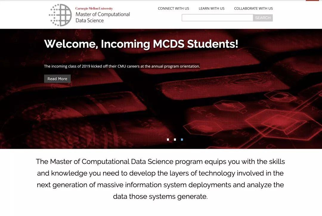 CMU数据分析专业里最靓的仔,看完你可能就离头秃不远了