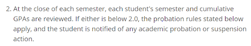 全美Top20的院校,你以为毕业那么容易吗?