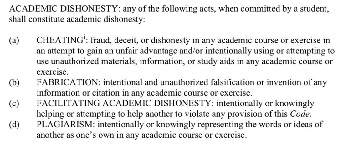 马里兰大学:面临停学/开除,你需要这么做
