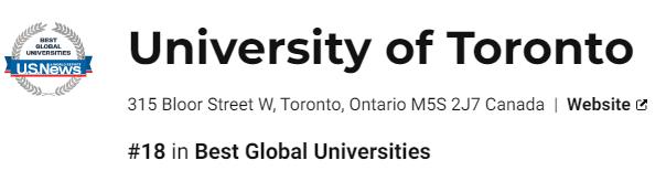 US News世界排名第18,想在这所加拿大第一名校顺利毕业,你要知道这2点!