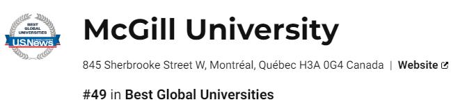 加拿大最古老的大学!在这所学校就读可要注意这2点!
