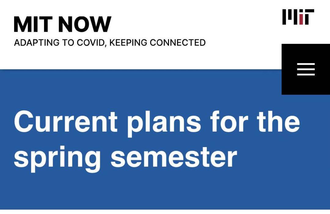 重磅!美国高校春季开学计划整理!头铁的大学还有线下面授!