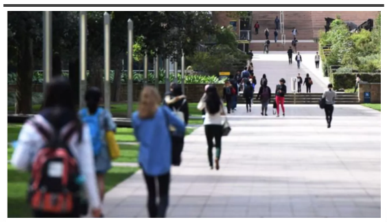 加州大学2021秋季恢复线下授课,留学生:我不敢动。。。
