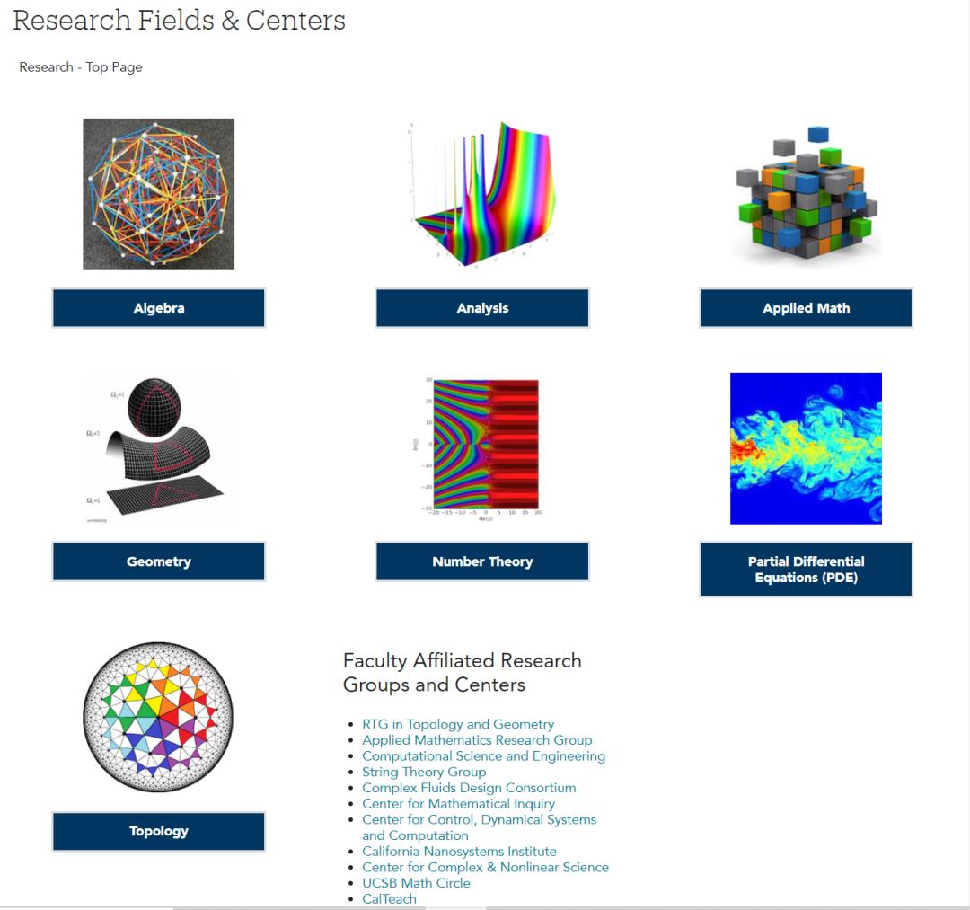 加州大学的数学和统计专业解析——UCSB和UCI
