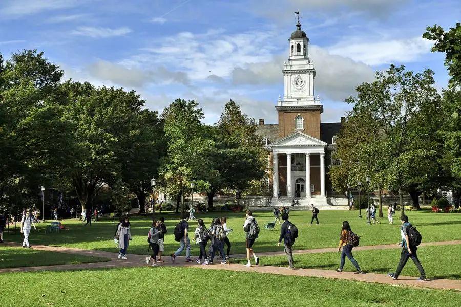 什么样的学生能在大名鼎鼎的JHU(约翰斯·霍普金斯大学)读书?