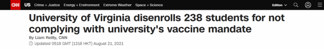 突发!JHU不认可中国疫苗,莱斯、匹兹堡继续网课
