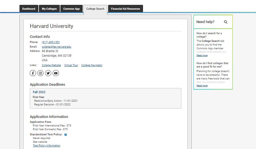 Common App:美本最大网申系统全面开放!新增入驻院校